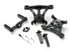 Body mounts, front & rear/body mount posts, front