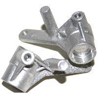 Styrspindel SS aluminium
