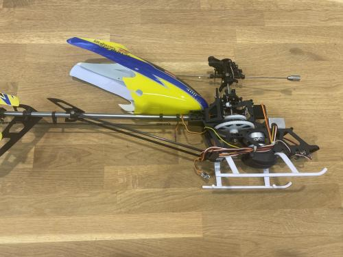 "Falcon Beginner ""flygande chassi"""