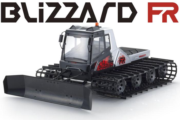 Kyosho Blizzard FR ReadySet