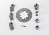 Rebuild kit, slipper clutch (steel disc/ friction