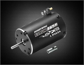Hobbywing sensorlös 4-polig SCT motor 3400kv
