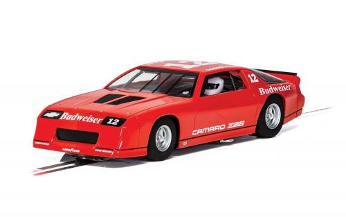 CHEVROLET CAMARO IROC-Z - RED