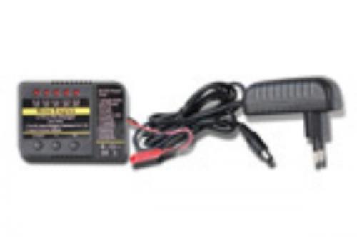 Laddare & Adapter 3,7V Lipo/BEC