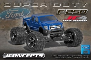 Illuzion - 2011 Ford F-250 Super Du