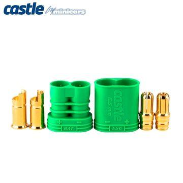 Castle Creations Polarized Bullet kontakt, 6.5 mm