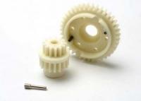 Gear set, 2-speed standard ratio