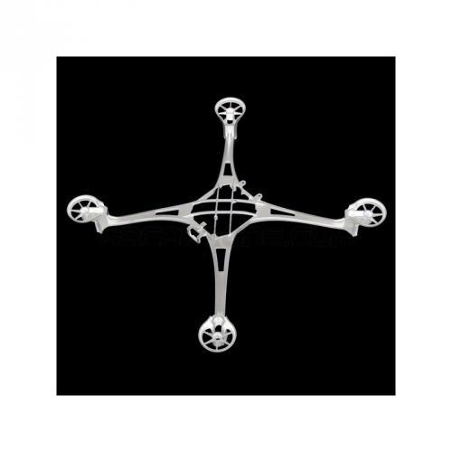 Main frame (White)/ 1.6x5mm BCS (self-tapping) (4