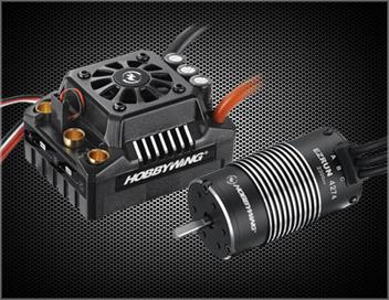 Hobbywing Max8 Combo 2200kv 150A 2xTRX
