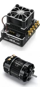 Hobbywing Combo XR10 Pro V4+G3 7.5T motor