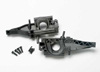 Bulkhead, rear (L&R halves)/ diff retainer, rear/