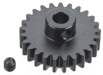 PINION GEAR 25 TOOTH (1M / 5mm SHAFT)