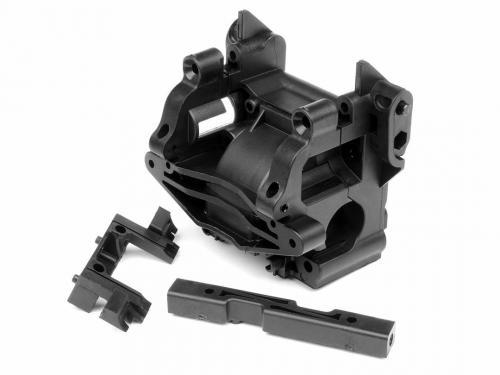 Composite gear box / Bulkhead