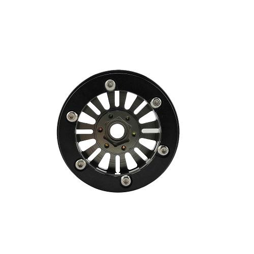 """Aluminium beadlock crawler wheels 1.9"""" 4pcs Ink"""