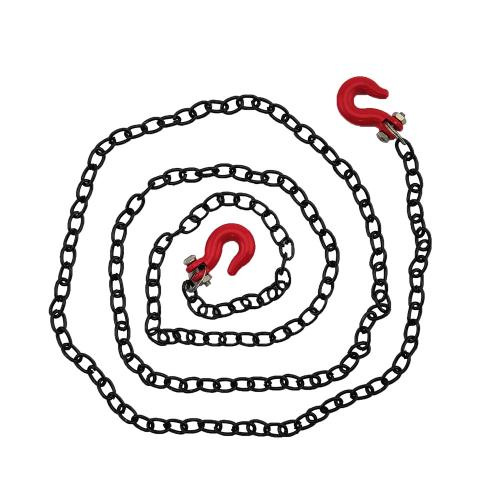 Crawler Accessories Tow chain with trailer hook 1:10