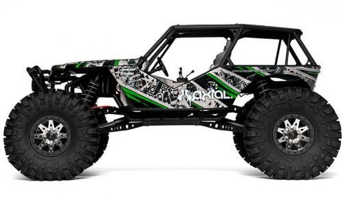 Axial Wraith 4wd Rock Racer 2.4ghz RTR
