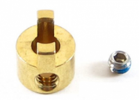 Drive dog/ 4x3mm GS (stainless, with threadlock)