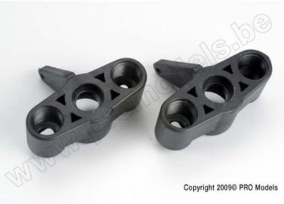 Axle carriers/ steering blocks (2)