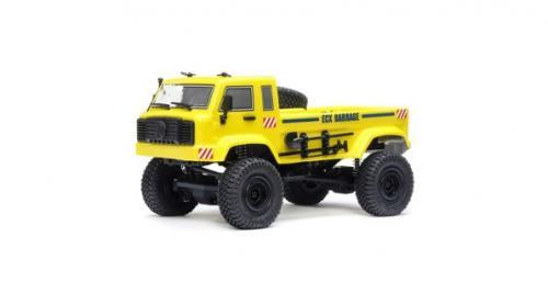 ECX 1/24 Barrage UV 4WD Scaler Crawler RTR, Yellow