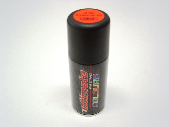 UR 2601 Fluorescent red-Ultimate Racing