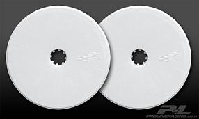 "Pro-Line Velocity 2.2"" Wide front white"
