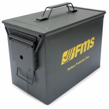 Batteri Säkerhetslåda Stor 328x185x226mm