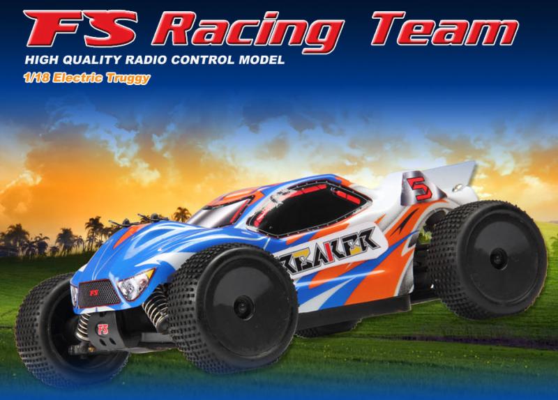 FS-Racing 1/18 Brushless Stadium Truck RTR