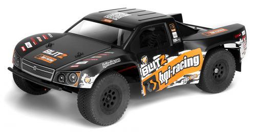 HPI Blitz Flux Short-course truck 2.4ghz