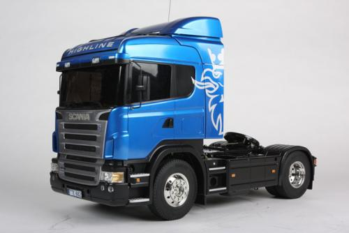 Tamiya 1/14 SCANIA R470 HIGHLINE