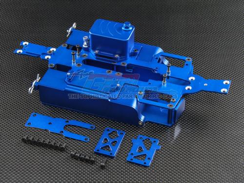 GPM Alloy Completed Chassis Plate - 1 set