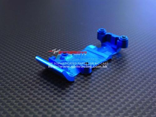GPM Alloy Rear Skip Plate - 1PC