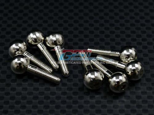 GPM Steel Pillow Ball - 8PCS