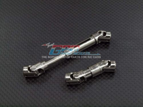 GPM Steel middle shaft black