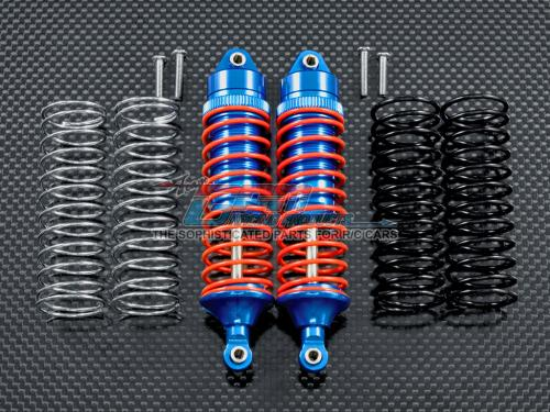 GPM Alloy Rear Adjustable Spring Damper - 1PR SET