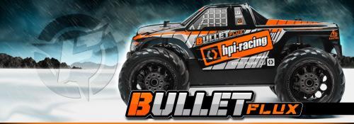 HPI Bullet MT Flux RTR 2016 Special Edition