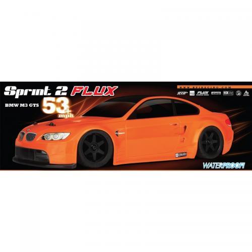 HPI SPRINT 2 FLUX BMW M3 GTS SPECIAL SPEC. EDIT.