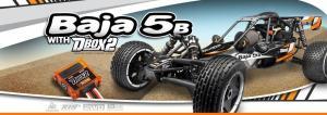 BAJA 5B 2.0 RTR WITH D-BOX 2