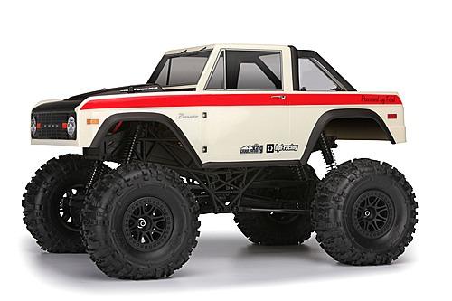 hHPI Crawler King RTR / 1973 Ford Bronco Spec.Edit