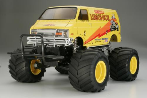 Tamiya LUNCH BOX 2005 1:12 skala