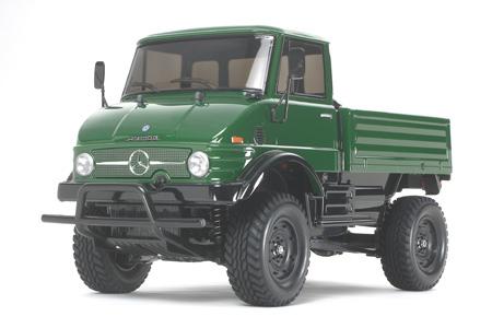 Tamiya Unimog 406 series U900 (CC-01)