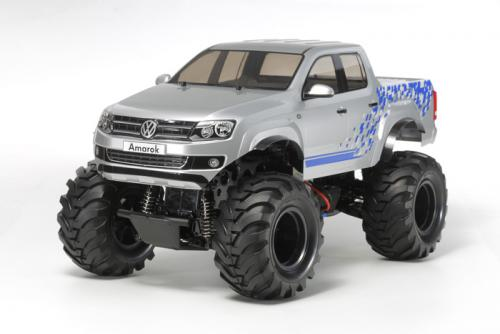 TAMIYA VW AMAROK CUSTOM LIFT (WT-01)