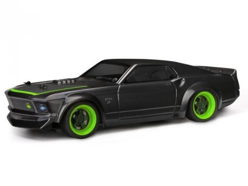 HPI MICRO RS4 RTR 1969 FORD MUSTANG