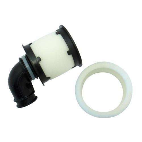 Hobbytech 1:8 Luftfilter + hållare