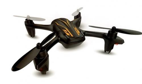 Hubsan X4 Plus Quad altitude hold function