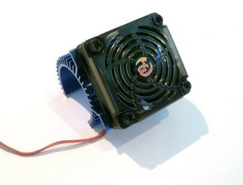 Hobbywing Heatsink 36mm med fläkt