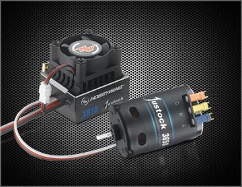 Hobbywing Xe-Run Justock XR10 60A+1800KV Combo JS6