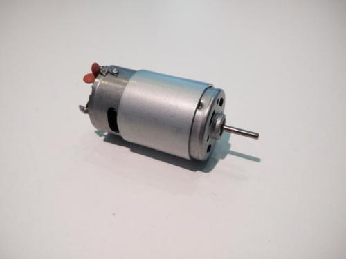 Brushed Motor 390A