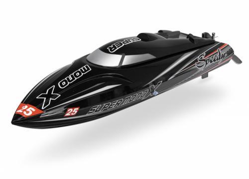 Super Mono X V2 Elbåt Borstlös Motor LiPo Batt RTR