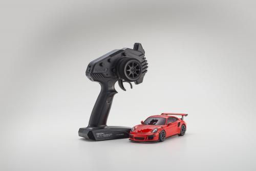 MINI-Z RWD PORSCHE 911 GT3 RS ORANGE (N-RM/KT531P)