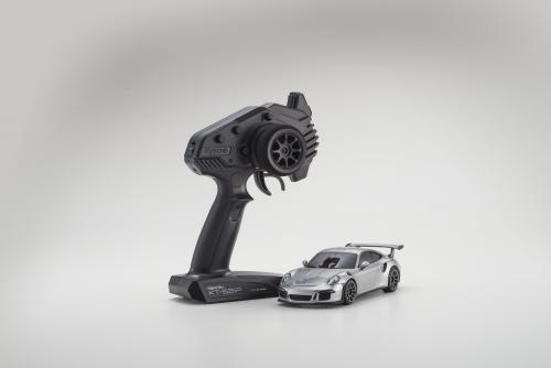 MINI-Z RWD PORSCHE 911 GT3 RS SILVER (N-RM/KT531P)